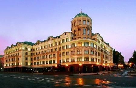Создание гостиничной сети в Украине